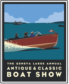 Geneva Lakes Antique & Classic Boat Show @ The Abby