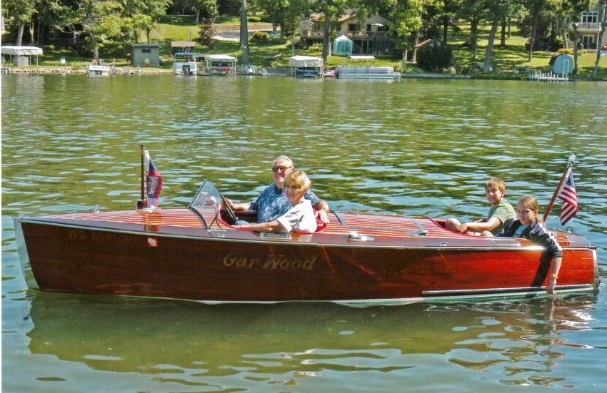 Vintage Lund Boats